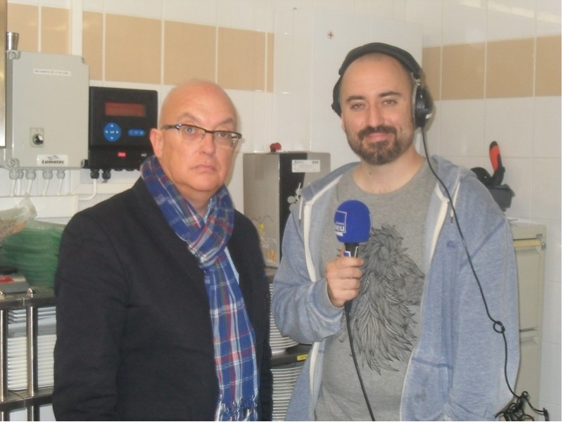 Interview de l 39 ecole h teli re par france bleu mayenne - Cours de cuisine laval 53 ...